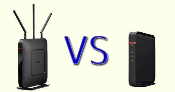 【比較表あり】無線LANルーターを良いやつに変えたらドコモ光の速度はどこまで向上するのか情弱が試してみました。
