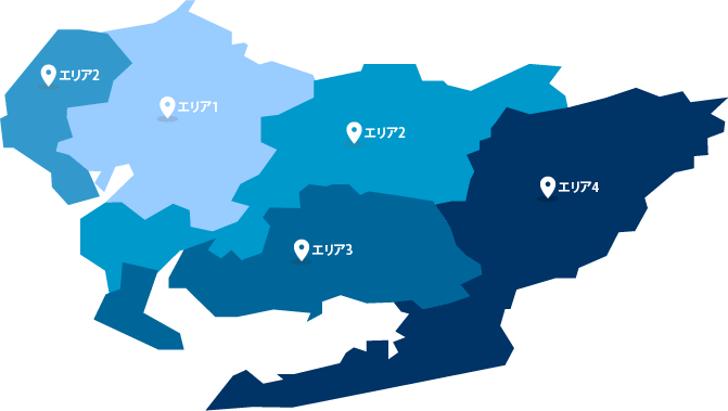 area map
